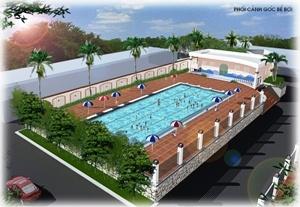 Hồ bơi công cộng và thi đấu 04